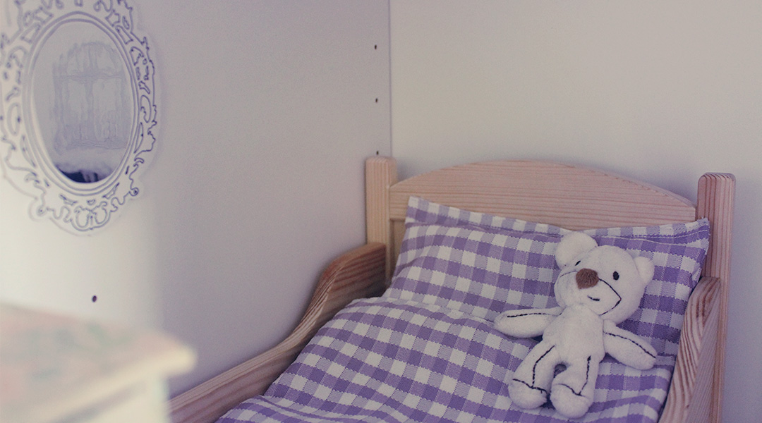 Ein Zimmer für Püppi