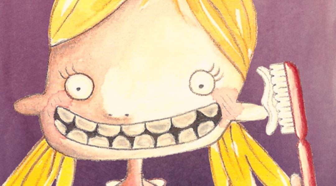 """Mit Spaß Zähneputzen – App """"Meine Zähne"""""""