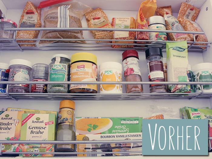 HaushaltsmuffelOrdnung in der Küche – mit kleinen Hilfsmitteln ...
