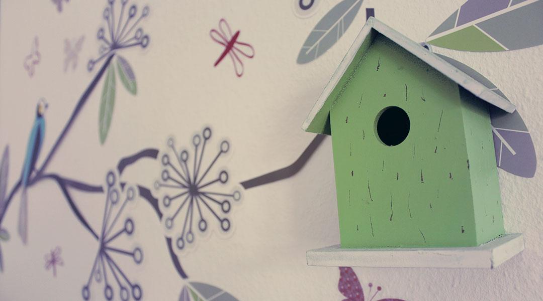 Kinderzimmer – Der Wandtattoo-Trend