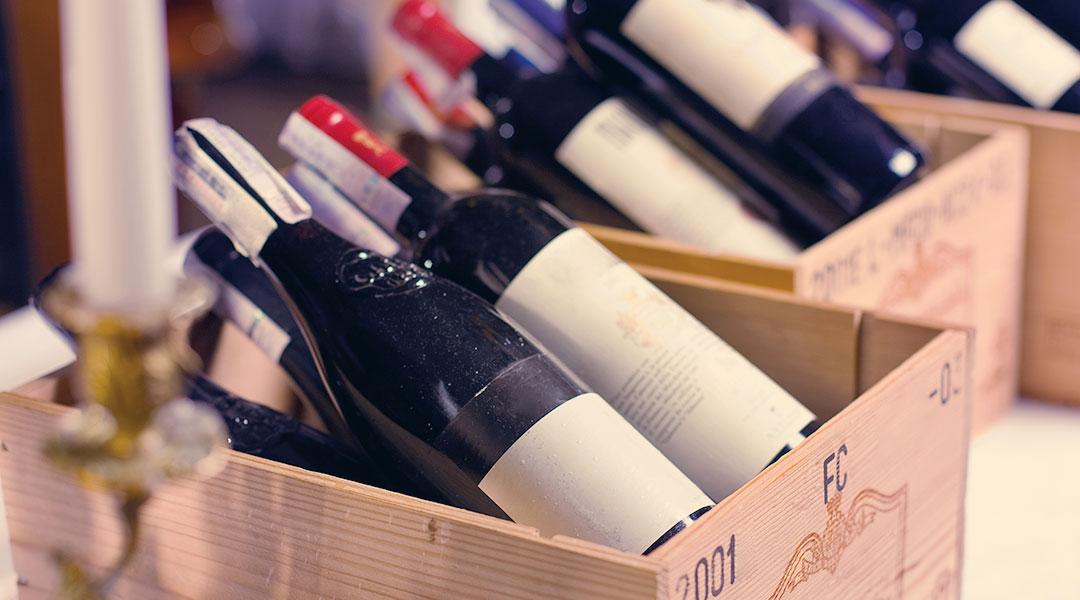 Mehr vom Wein