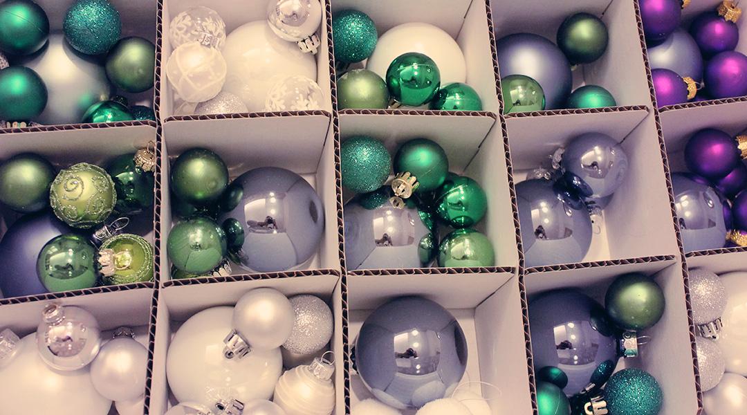 Weihnachten gut verpackt