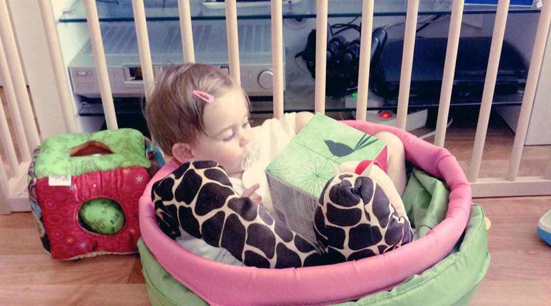 Gratis eBook – Sicherheit für Babys und Kleinkinder
