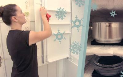 Kühlschrank / Gefrierschrank abtauen